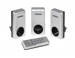 Vivanco FSS 33600W Funksteckdosen Set
