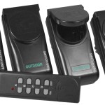 mumbi Plug & Play GS Outdoor Funksteckdosen Set